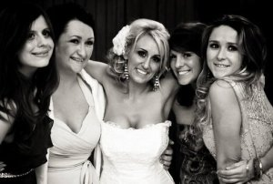 Marissa's Wedding Day